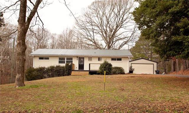 1249 Jones Road, Ball Ground, GA 30107 (MLS #6657340) :: Path & Post Real Estate