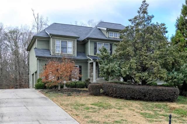 1464 Uncle Ben Drive, Powder Springs, GA 30127 (MLS #6657351) :: North Atlanta Home Team