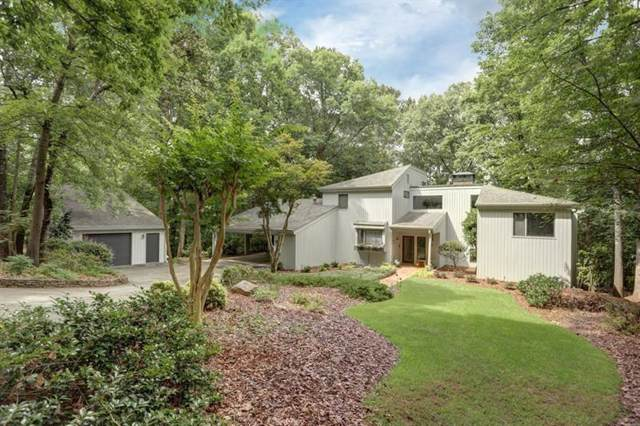1650 Chevron Way, Sandy Springs, GA 30350 (MLS #6657397) :: The Butler/Swayne Team