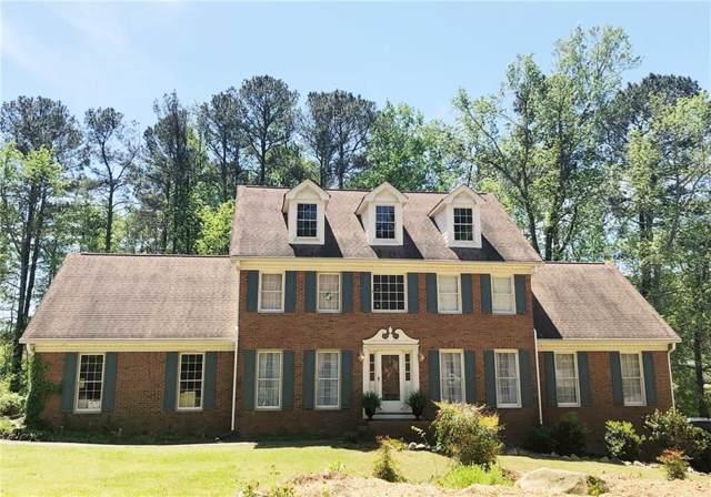 4546 Ashington Drive, Snellville, GA 30039 (MLS #6657460) :: The Butler/Swayne Team
