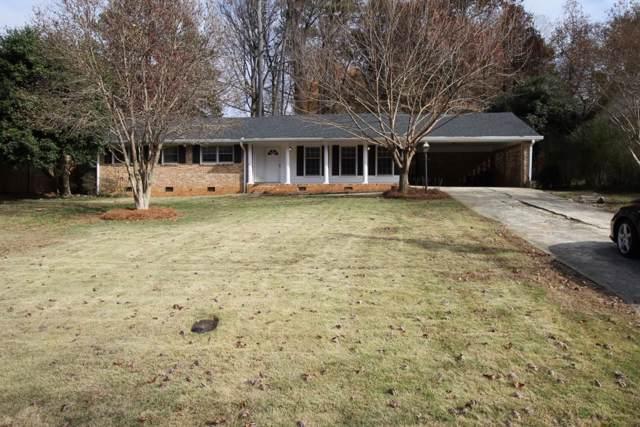 1145 Foerst Height Road, Stone Mountain, GA 30083 (MLS #6657484) :: North Atlanta Home Team