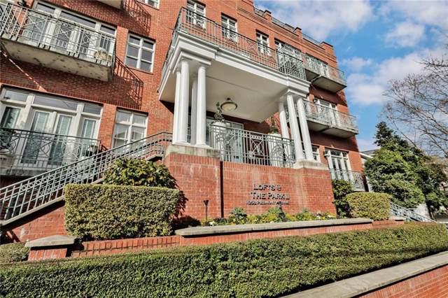 1058 Piedmont Avenue NE #305, Atlanta, GA 30309 (MLS #6657491) :: RE/MAX Prestige