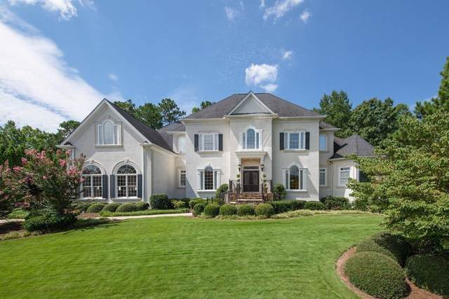 45 Club Court, Alpharetta, GA 30005 (MLS #6657557) :: North Atlanta Home Team