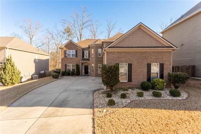 4770 Arbor View Parkway NW, Acworth, GA 30101 (MLS #6657633) :: North Atlanta Home Team