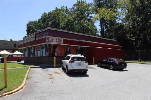1960 Donald Lee Hollowell Parkway NW, Atlanta, GA 30318 (MLS #6657800) :: North Atlanta Home Team