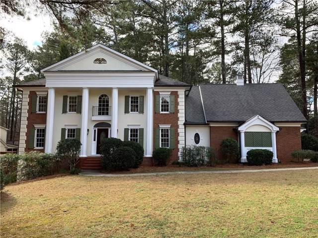 5532 Brinson Way, Peachtree Corners, GA 30092 (MLS #6657848) :: North Atlanta Home Team