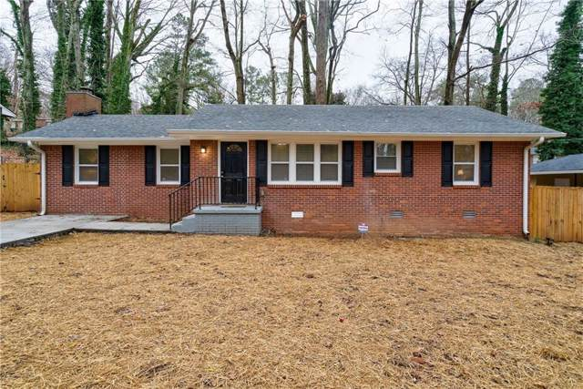 251 Bromack Drive SE, Atlanta, GA 30315 (MLS #6657974) :: North Atlanta Home Team