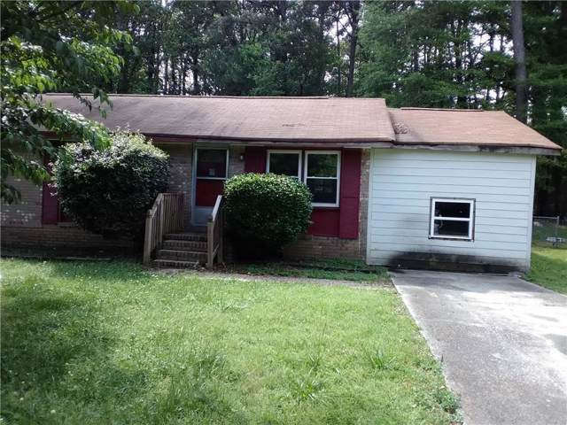 3141 Fern Valley Drive SW, Marietta, GA 30008 (MLS #6658029) :: North Atlanta Home Team