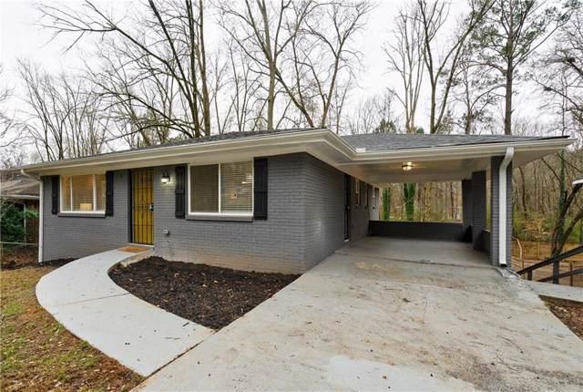 331 E Rhinehill Road SE, Atlanta, GA 30315 (MLS #6658083) :: North Atlanta Home Team