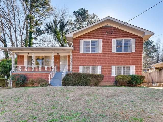 2680 Hedgewood Lane NW, Atlanta, GA 30311 (MLS #6658112) :: KELLY+CO