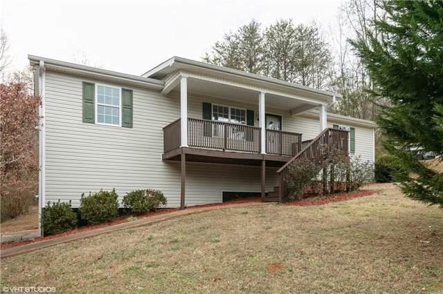 442 Freeman Drive, Maysville, GA 30558 (MLS #6658179) :: The Butler/Swayne Team
