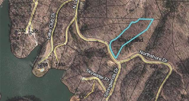 Lot183 North Shore Drive, Cleveland, GA 30528 (MLS #6658185) :: Rock River Realty