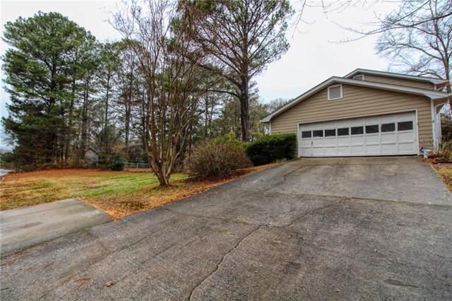 3695 Sweet Briar Lane SE, Conyers, GA 30094 (MLS #6658235) :: North Atlanta Home Team