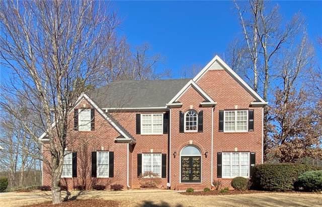 4218 Rockpoint Drive NW, Kennesaw, GA 30152 (MLS #6658237) :: Charlie Ballard Real Estate