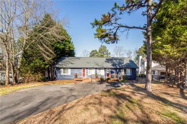 102 Admirals Point Circle, Dawsonville, GA 30534 (MLS #6658315) :: North Atlanta Home Team