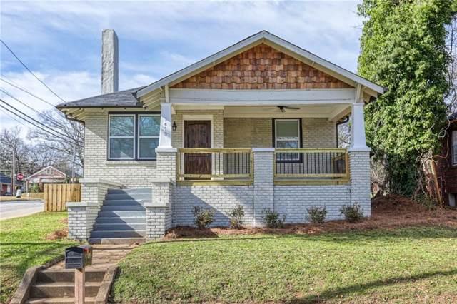 1479 Hartford Avenue SW, Atlanta, GA 30310 (MLS #6658329) :: Kennesaw Life Real Estate