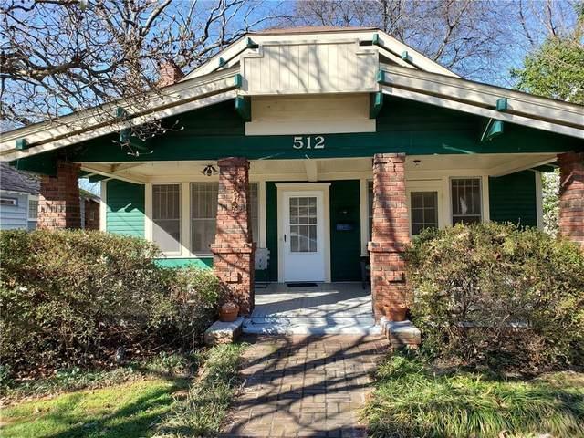 512 Clifton Road NE, Atlanta, GA 30307 (MLS #6658389) :: The Hinsons - Mike Hinson & Harriet Hinson