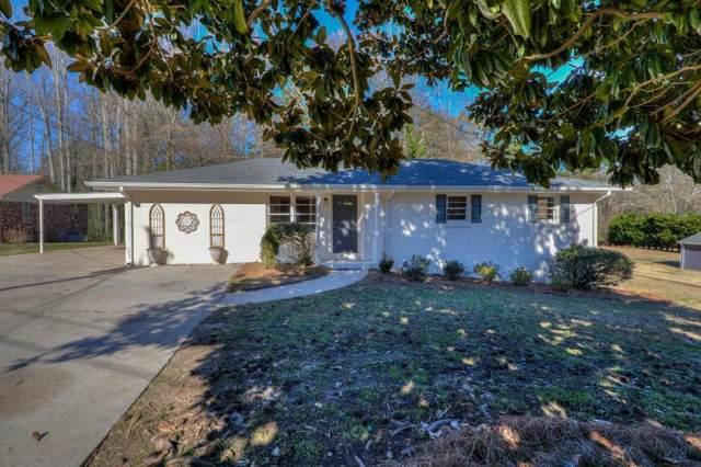 3884 Francis Drive, Powder Springs, GA 30127 (MLS #6658399) :: The Heyl Group at Keller Williams