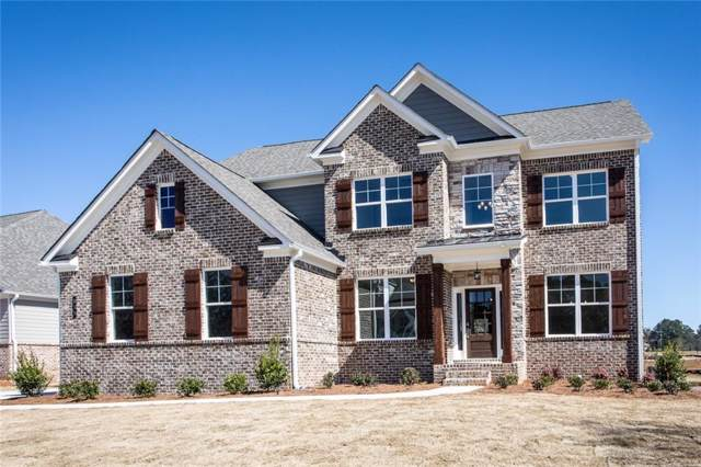 860 Rolling Hill, Kennesaw, GA 30152 (MLS #6658400) :: The Realty Queen Team