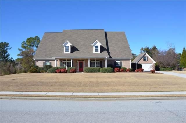 808 Cedar Stream Court, Loganville, GA 30052 (MLS #6658476) :: North Atlanta Home Team