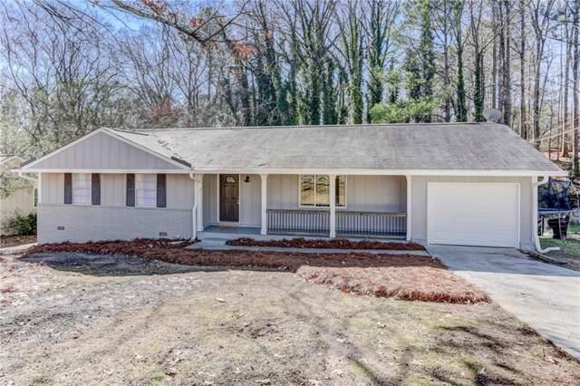 3064 Fern Valley Drive SW, Marietta, GA 30008 (MLS #6658485) :: North Atlanta Home Team