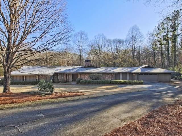 3320 Creekwood Court, Marietta, GA 30068 (MLS #6658526) :: RE/MAX Prestige