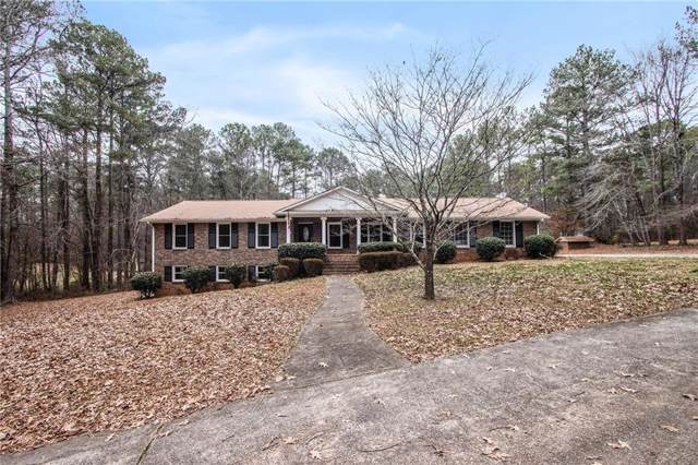 141 Patricia Lane, Fayetteville, GA 30214 (MLS #6658537) :: The North Georgia Group