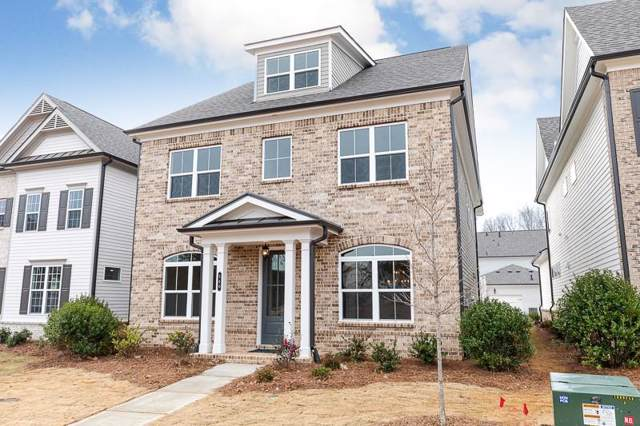 520 Central Park Overlook, Alpharetta, GA 30004 (MLS #6658604) :: North Atlanta Home Team