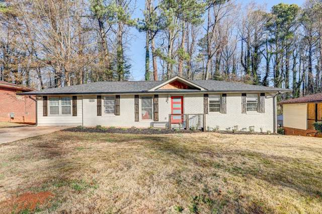2030 Barberrie Lane, Decatur, GA 30032 (MLS #6658724) :: The Butler/Swayne Team