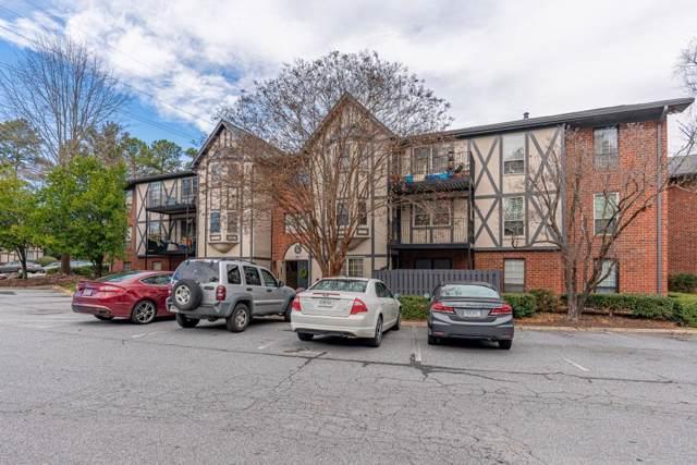 6851 Roswell Road K21, Sandy Springs, GA 30328 (MLS #6658764) :: The Heyl Group at Keller Williams