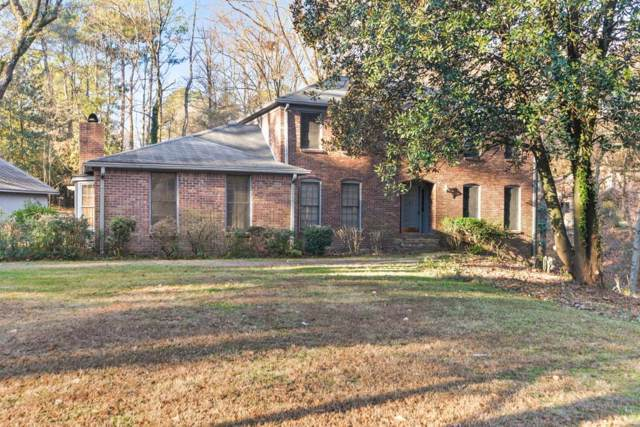 4570 N Elizabeth Lane SE, Atlanta, GA 30339 (MLS #6658767) :: Scott Fine Homes