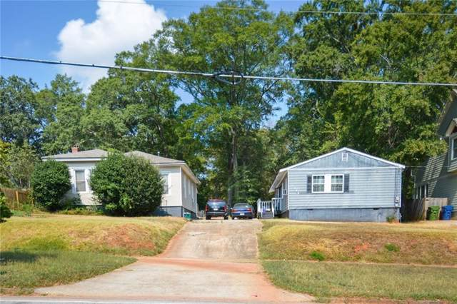 2388 Hosea L Williams Drive NE, Atlanta, GA 30317 (MLS #6658797) :: The Butler/Swayne Team