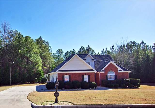 115 Vickery Lane, Fayetteville, GA 30215 (MLS #6658800) :: The North Georgia Group