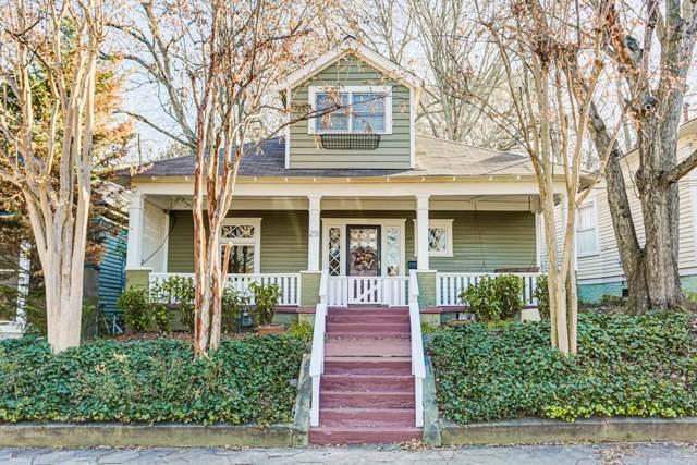 291 Josephine Street NE, Atlanta, GA 30307 (MLS #6658827) :: Team RRP   Keller Knapp, Inc.