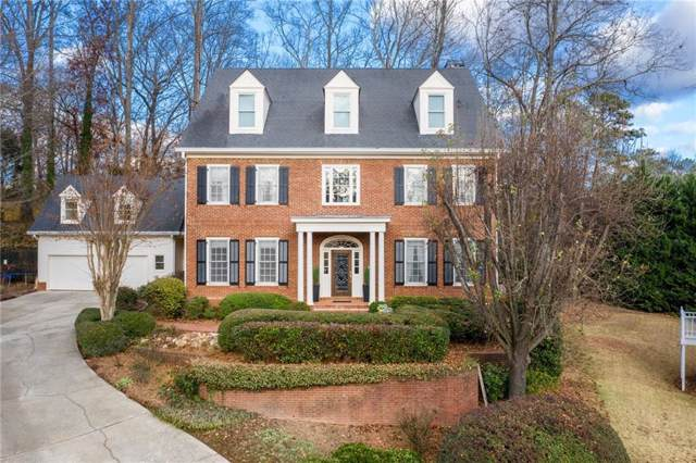 5060 Old Oak Trace, Roswell, GA 30075 (MLS #6658916) :: RE/MAX Paramount Properties