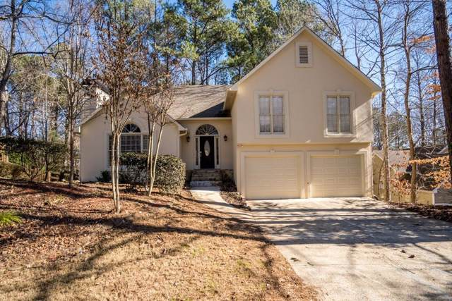 3617 Broken Arrow Drive, Woodstock, GA 30189 (MLS #6658956) :: North Atlanta Home Team