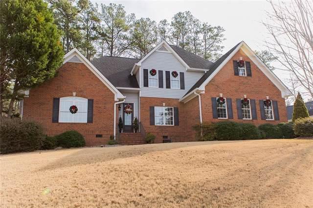 19 Bluff Mountain Drive SW, Rome, GA 30165 (MLS #6658974) :: North Atlanta Home Team