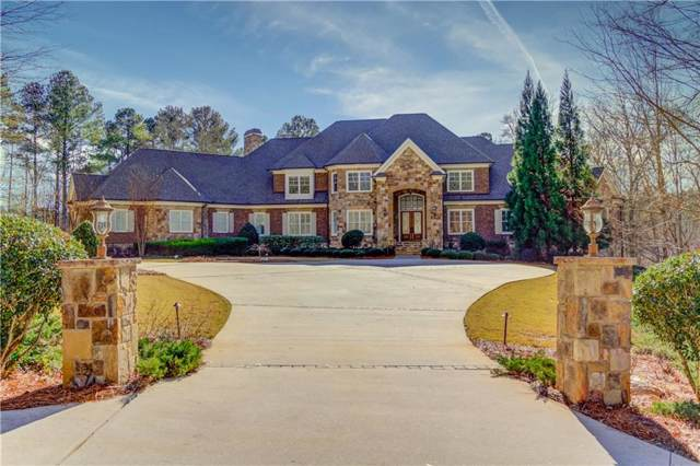 2750 Thisel Down Drive, Statham, GA 30666 (MLS #6658995) :: The Realty Queen & Team