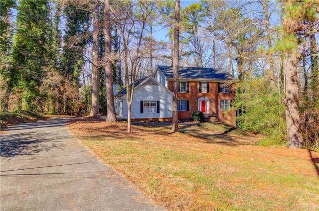 3864 Hunting Ridge Drive SW, Lilburn, GA 30047 (MLS #6659006) :: North Atlanta Home Team
