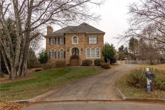 1 Oxford Drive, Cartersville, GA 30120 (MLS #6659023) :: RE/MAX Prestige