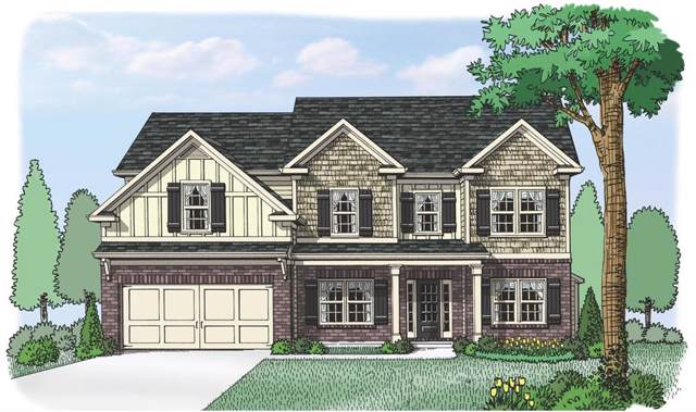 2105 Sycamore Lane, Loganville, GA 30052 (MLS #6659082) :: RE/MAX Paramount Properties