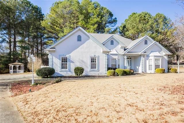20 Morning Dove Court, Newnan, GA 30265 (MLS #6659086) :: North Atlanta Home Team