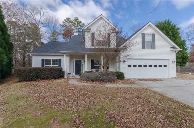 1245 Cedar Oak Lane, Lawrenceville, GA 30043 (MLS #6659093) :: North Atlanta Home Team