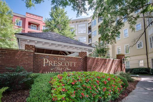 11 Perimeter Center E #1203, Atlanta, GA 30346 (MLS #6659147) :: RE/MAX Prestige