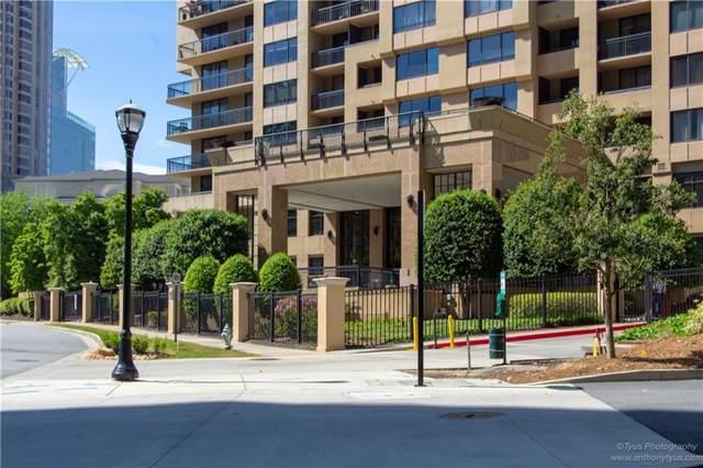 3481 NE Lakeside Drive NE #1502, Atlanta, GA 30326 (MLS #6659213) :: RE/MAX Prestige