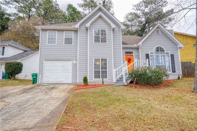 4820 Fenbrook Drive, Stone Mountain, GA 30088 (MLS #6659232) :: RE/MAX Paramount Properties