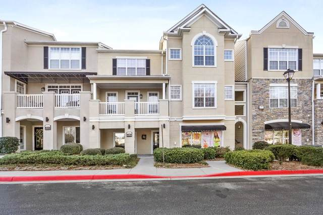 2015 Barrett Lakes Boulevard NW #104, Kennesaw, GA 30144 (MLS #6659429) :: Kennesaw Life Real Estate