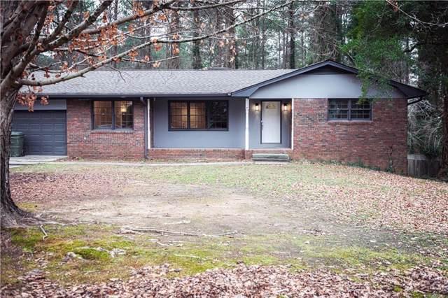 4422 Lakeridge Circle SW, Atlanta, GA 30331 (MLS #6659457) :: North Atlanta Home Team