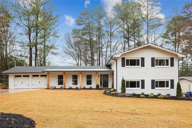 2998 Evans Woods Drive, Atlanta, GA 30340 (MLS #6659582) :: North Atlanta Home Team
