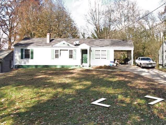 2761 Oldknow Drive NW, Atlanta, GA 30318 (MLS #6659611) :: North Atlanta Home Team
